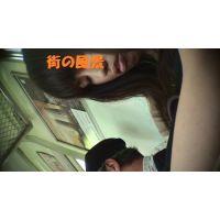 HD盗撮風[オリジナル]電車で寝ている美人お姉さん?
