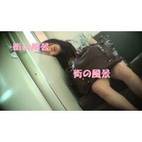 HD盗撮風[オリジナル]電車で居眠りJK?-2[私服ミニスカ編]
