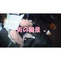 HD盗撮風[オリジナル]電車のかわいいお姉さん?-2