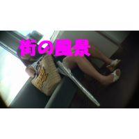 HD盗撮風[オリジナル]電車のきれいなお姉さん?-1[ミニスカ編]