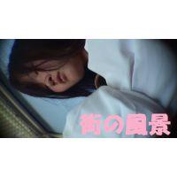 HD盗撮風[オリジナル]電車で居眠りJK?(世界初アングル!?)