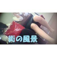 HD盗撮風[オリジナル]電車のOL