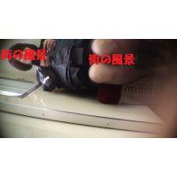 HD盗撮風[オリジナル]電車のOL?
