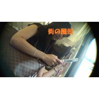 HD盗撮風[オリジナル]電車のきれいなお姉さん?-1