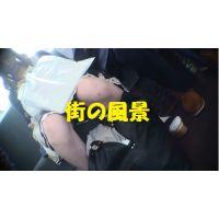 HD盗撮風[オリジナル]電車のかわいいお姉さん?-1
