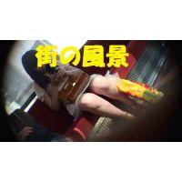 HD盗撮風[オリジナル]電車の清楚なお姉さん?