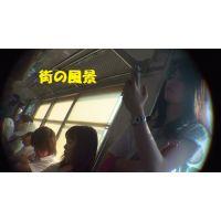 HD盗撮風[オリジナル]電車のきれいなお姉さん?