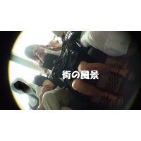 HD盗撮風[オリジナル]電車のきれいなお姉さん?-6