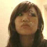 由梨奈24歳の唾液・舌