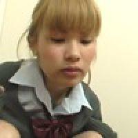 039-01【唾フェチ】JK SPIT
