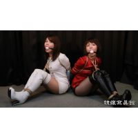 Hana Hoshino/Kanon Sugawara - Two Agents Bound and Gagged - Chap
