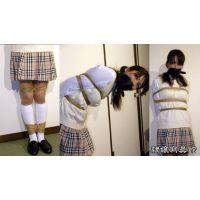 柳澤沙耶香 女子校生 スタッフド・ギャグ