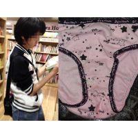 【再販】JSの下着にイタズラ vol.4【ボーイッシュなあずさちゃん】