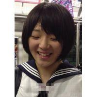JC撮物帳 vol.ZERO 【超絶美少女セーラー服JCを12駅間至近距離で!】