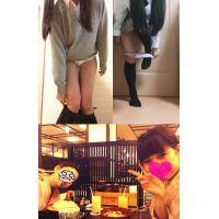 【Gcolle限定】黒髪制服アイドル級ルックスyui�生着替え〜調教完了☆おもらし羞恥プレイ