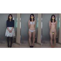 ■素人娘 全裸鑑賞 ★めぐ 【個人撮影】 ★FULL HD 1920x1080