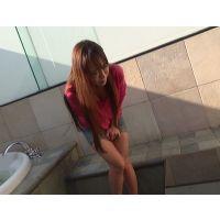 ◆フルHD 高画質 超マニアック動画◆オシッコを我慢する女の一部始終【杏 28歳】