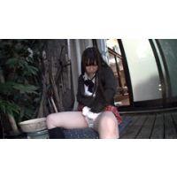 【個人撮影動画】何でも言う事を聞く可愛い女の子 野外露出 オナニー