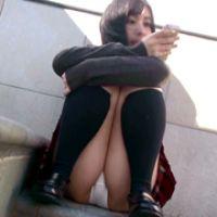 【個人撮影】◆パンモロ見せてオナニー誘惑する彼女が 小悪魔すぎて激エロなんです!!◆本編顔出し