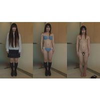 ■素人娘 全裸鑑賞 ★くるみ 【個人撮影】 ★FULL HD 1920x1080