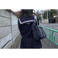 盗-tou-作品10女子校生 スカート