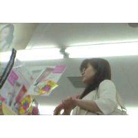 激カワ女子大生を追跡!【高画質パンチラ動画】107と005〜007セット販売