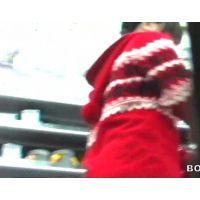 とても幼いランドセルを卒業したばかりの女の子がお買い物【高画質パンチラ動画】137