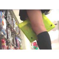幼い学生ファイルを太ももに挟んで文房具を選んでます【高画質パンチラ動画】508〜517 重ね履き編セット販売
