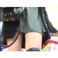 生足ロングブーツエロファッション20代前半の女の子【高画質パンチラ動画】802 ロング作品