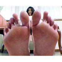 《足フェチ》20代 綺麗なお姉さんの悶える足裏