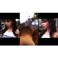 【勃起注意】東京素人逆さ撮り 052