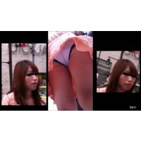 【勃起注意】東京素人逆さ撮り 035