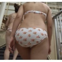限定品【AVCHD.60i 高画質】ビキニ 若い娘さんのビキニ尻 570