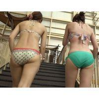 限定品【AVCHD.60i 高画質】ビキニ 若い娘さんのビキニDX 525