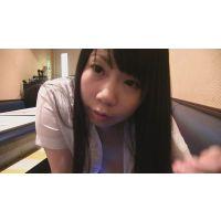 共犯ロリ6「巨乳1年がゲリラオナ自撮りする歌舞伎町の歌広場」