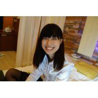 本物高校生「農業実習してきました」清楚系,松井玲奈似17歳レイちゃん街撮編