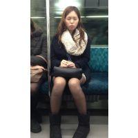 電車内の寝顔が可愛いおねえさん(後編)