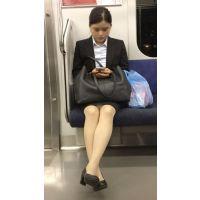 電車内の仕事帰りの無防備な新入女子社員(其の五)
