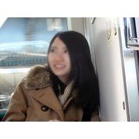 電車の中の美少女