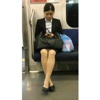 電車内の仕事帰りの無防備な新入女子社員(其の六)