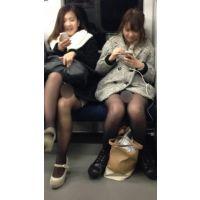 電車内の合コン帰りの女子大生2人組(其の四)