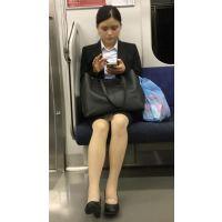 電車内の仕事帰りの無防備な新入女子社員(其の四)