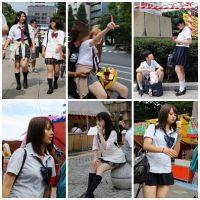 女子校生達の放課後 File004