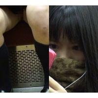 美形制服女子を対面アップ撮り Full HD AVC/H.264