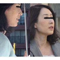 どアップ舐め撮り? ほんわか美熟女の美肌にロックオン Full HD AVC/H.264