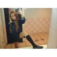 ■おふざけエロチラ☆見せまくりJK■