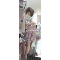 【HD高画質】kawaiiショップ店員のパンチラ事情no51(顔アリ)