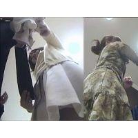 【HD高画質】kawaiiショップ店員のパンチラ事情no27(顔アリ)