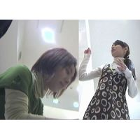 【HD高画質】kawaiiショップ店員のパンチラ事情no29(顔アリ)