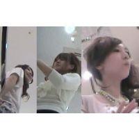 【HD高画質】kawaiiショップ店員のパンチラ事情no30(顔アリ)